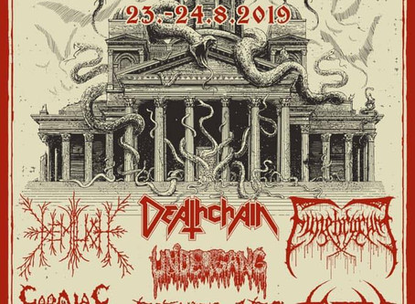 Live Report : Funebrarum @ Helsinki Deathfest by metal-rules.com