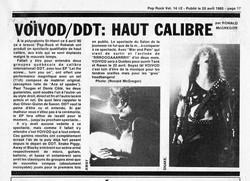 Voivod & DDT