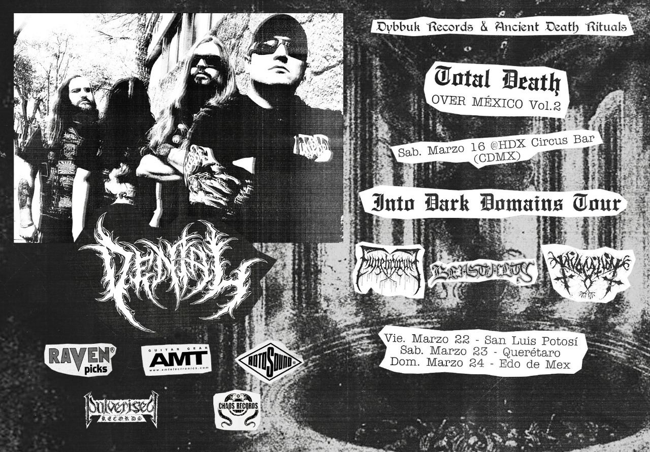 Funebrarum / Denial Tour