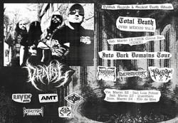 Funebrarum / Denial Tour