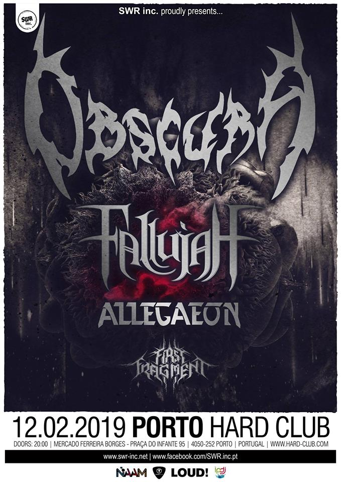 Obscura First Fragment Tour