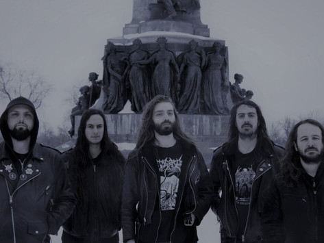 Interview : Atramentus VS Swallowed In Black