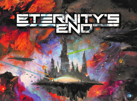 "News : Eternity's End New Album ""Unyielding"" out now via Ram It Down Records"