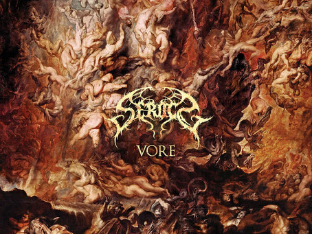 "News : Serocs new EP ""Vore"" streaming in full via MetalInjection"