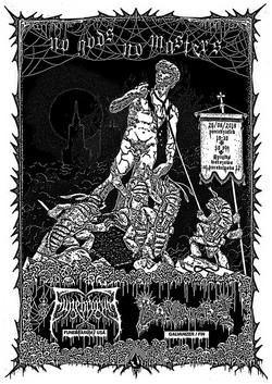 Funebrarum Shadows of Putrefaction Tour