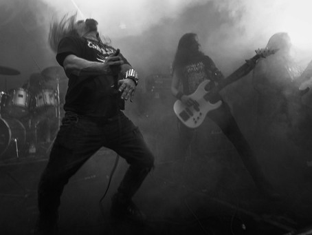 Gallery : Shadows of Putrefaction European Tour (August/Sept 2019)