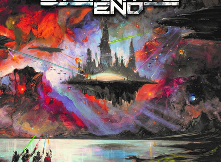 Review : Eternity's End - Unyielding by YourLastRites
