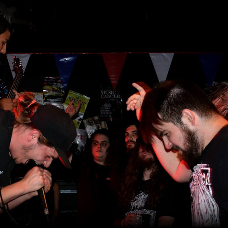 Gallery : Brought By Pain/Beyond Creation Mini tour (2015)