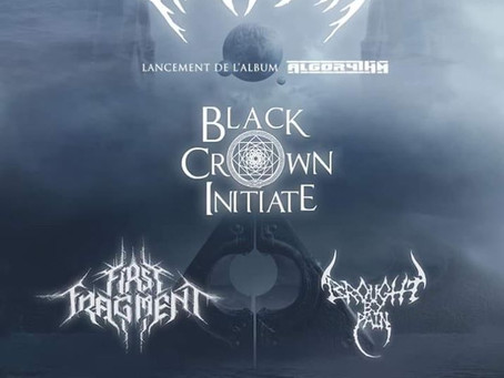 News : First Fragment announce additional Canadian dates alongside Unbowed, BCI & Beyond Creation