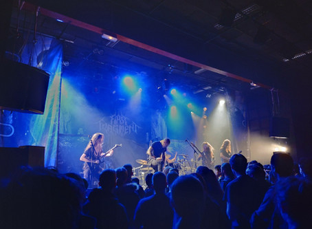 Live Report : First Fragment @ Lyon, France by DailyRock & Noise Injection