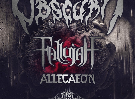 Live Report : First Fragment @ Barcelona, Spain by themetalcircus.com
