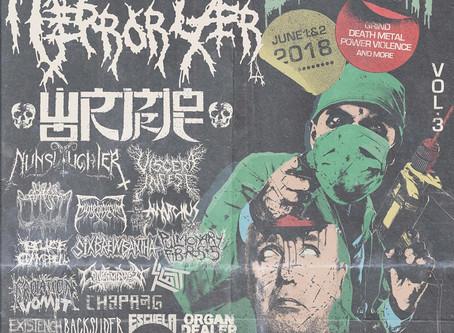 Live Report : Chthe'ilist & Funebrarum @ Earslaughter Fest 2018 by BucketlistMusicReviews