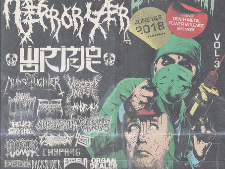 News : Chthe'ilist & Funebrarum announce back to back live sets at Earslaughter Fest