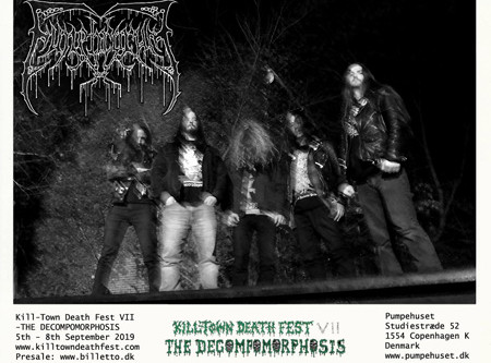 Live report : Chthe'ilist & Funebrarum @ Kill-Town Death Fest by Thrashocore Webzine