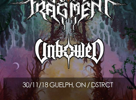 Live Report : First Fragment @ St Catharines by TechnicalMusicReview