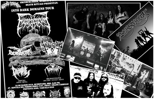 Funebrarum Mexico Tour