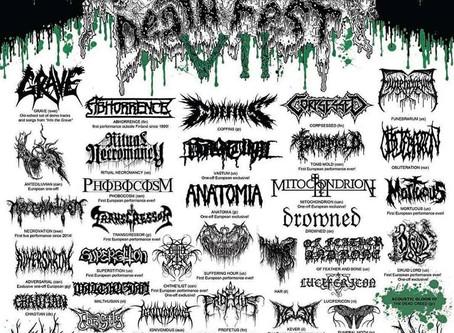 Live report : Chthe'ilist & Funebrarum @ Kill-Town Death Fest by MetalItalia.com