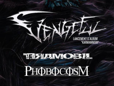 "News : Vengeful to release new album ""Karma XXIII"" at Montreal launch show"