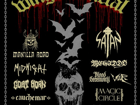News : Chthe'ilist to perform first show ever at Wings of Metal festival