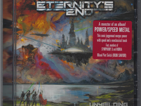Review : Eternity's End - Unyielding by Metal Archives