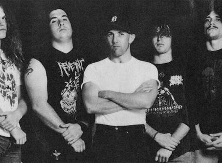 Vault Excavations vol. 3 : Unearthing Ripping Corpse's forgotten rehearsal tape
