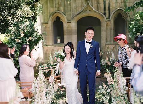 Honey, I shrunk the wedding!