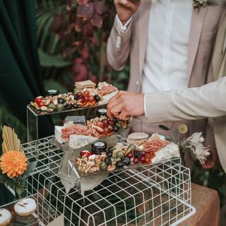 Grazing platters