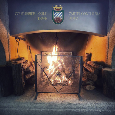 Golf Hotel Castelconturbia Sala Camino