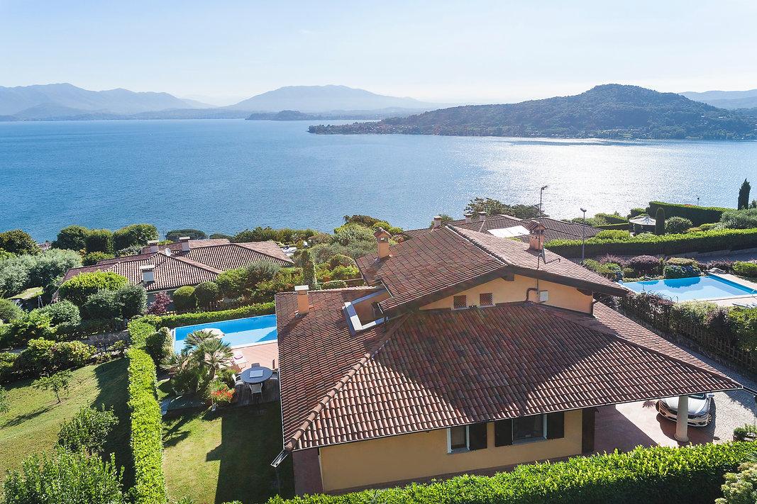 Villa Belvedere Lake Maggiore