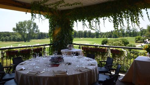 Restaurant Golf Hote Castelconturbia