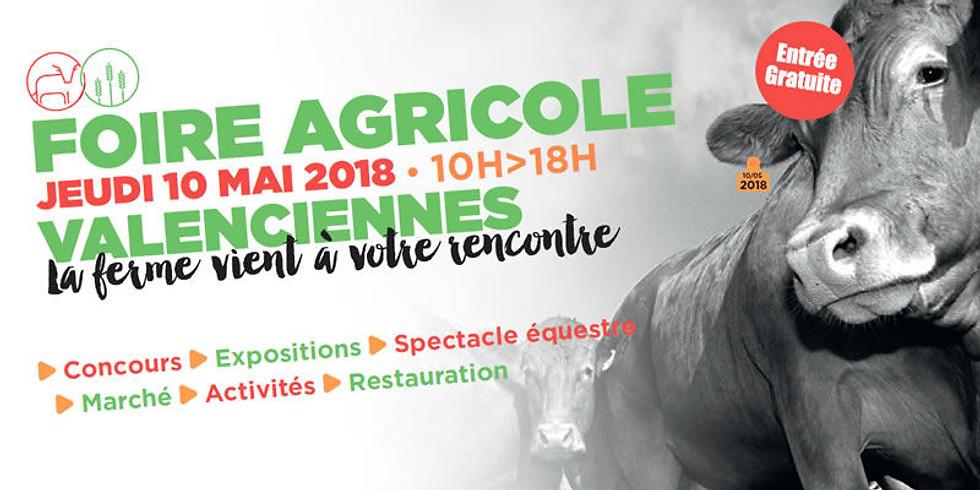 65ème foire agricole de Valenciennes