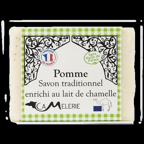 """Savon au lait de Chamelle """"Pomme"""""""