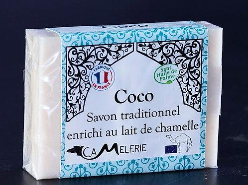 """Savon au lait de Chamelle """"Coco"""""""
