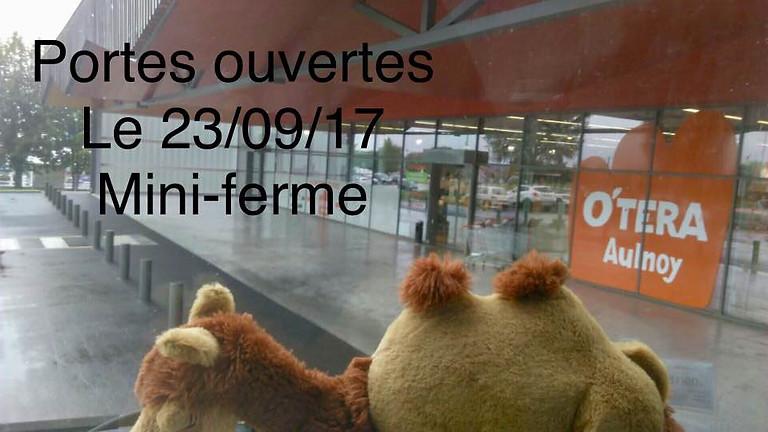 Mini ferme à O'tera d'Aulnoy les Valenciennes