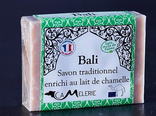 """Savon au lait de Chamelle """"Bali"""""""