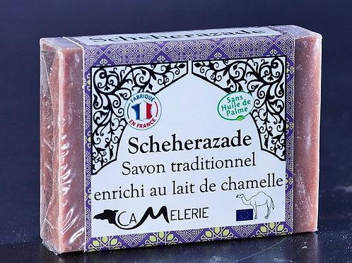 """Savon au lait de Chamelle """"Scheherazade"""""""