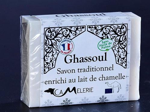 """Savon au lait de Chamelle """"Ghassoul"""""""