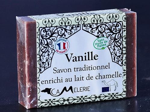 """Savon au lait de Chamelle """"Vanille"""""""
