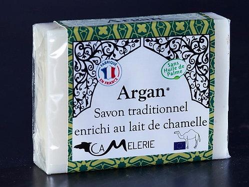 """Savon au lait de Chamelle """"Argan"""""""