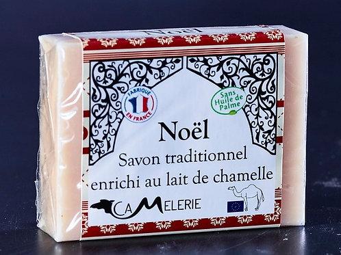 """Savon au lait de Chamelle """"Noël"""""""