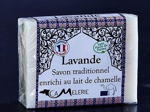 """Savon au lait de Chamelle """"Lavande"""""""