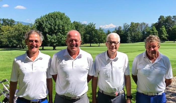 Interclub Senioren 60+, GC Genf 5./6. August 2020