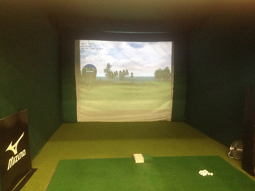 55 Minute Golf Lesson