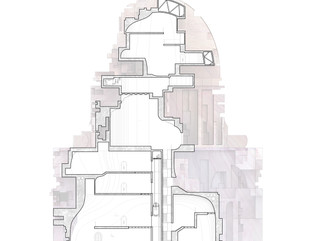 Pointillist Basilica