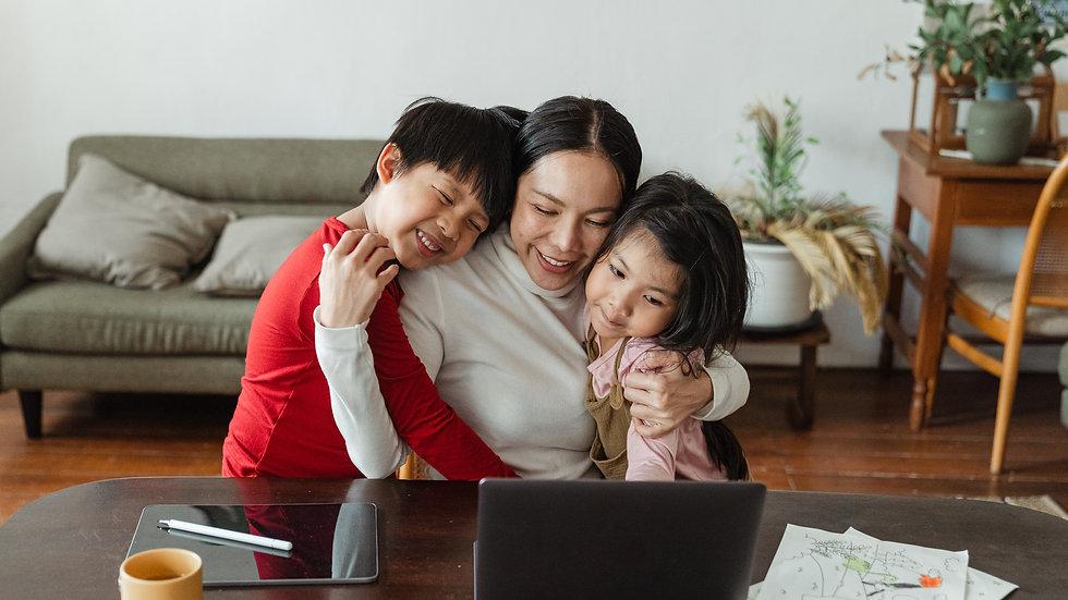 Tu Guía de Productividad con Hijos en Casa
