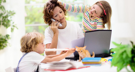 5 tips para compatibilizar la productividad y la crianza