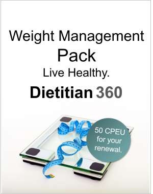 Weight Management Course Pack