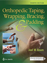 orthopedic taping wrapping bracing and p