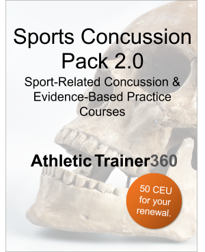 Sports Concussion Pack