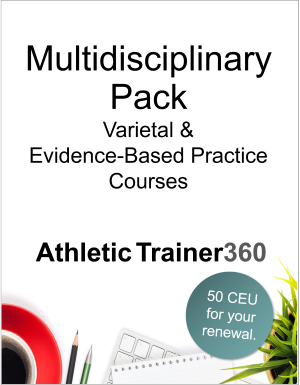 Multidisciplinary Course Pack